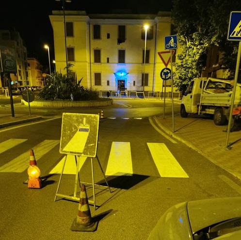 Segnaletica stradale, prosegue la manutenzione ordinaria