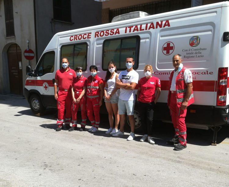 Risposta positiva all'iniziativa della Croce rossa: anche tanti giovani di Tolfa e Allumiere hanno donato il sangue