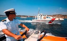Guardia costiera, partita l'operazione mare sicuro