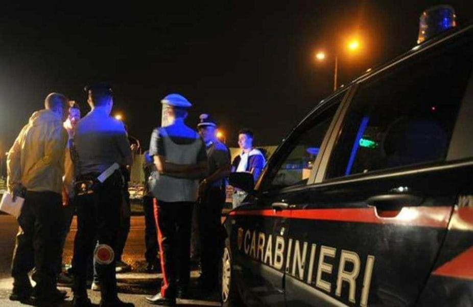 Ladispoli, tenta il furto in una villa: arrestato