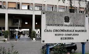 Maxi perquisizione al nuovo complesso carcerario di Rebibbia
