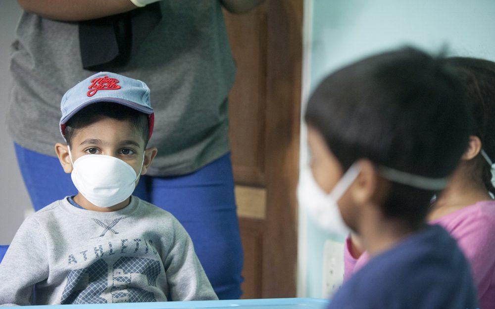 Covid-19, nuovo studio del centro ricerca UNICEF