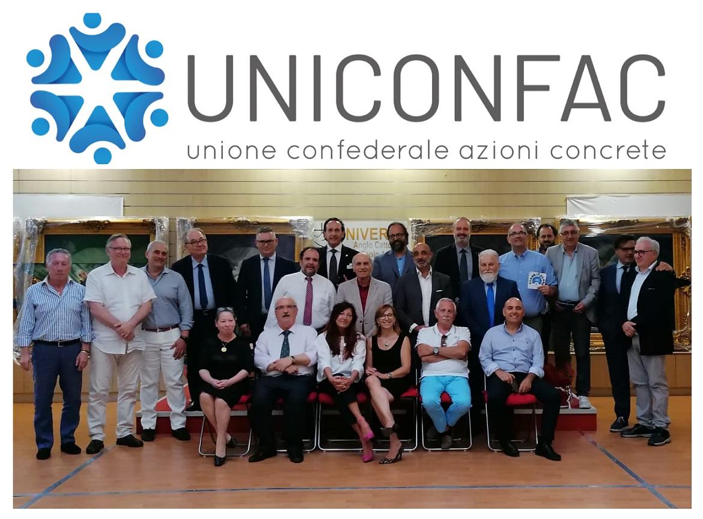 """Nasce """"UNICONFAC"""", l'Unione Confederale Azioni Concrete"""