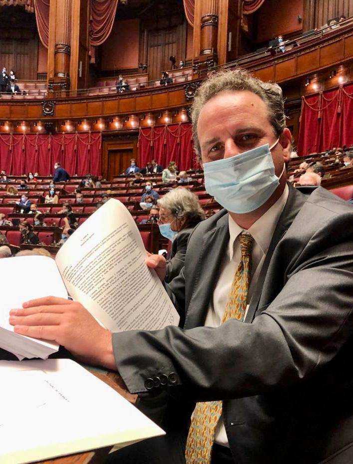 Decreto Rilancio, approvato odg Battilocchio su Civitavecchia