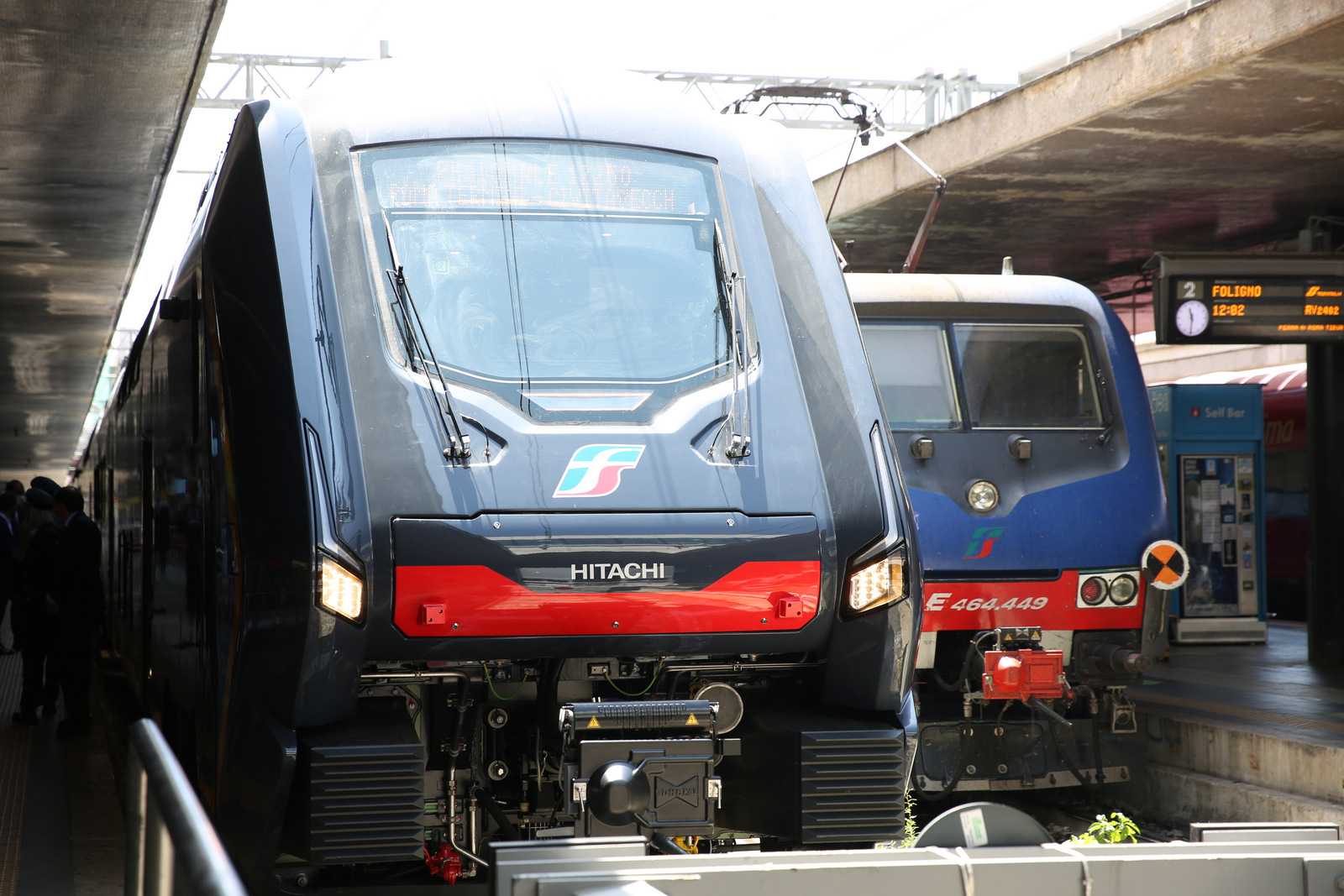 Arriva il primo 'treno rock' per il Lazio