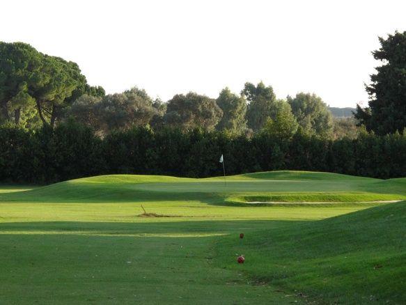 Tarquinia, riparte il campo da golf di Marina Velka