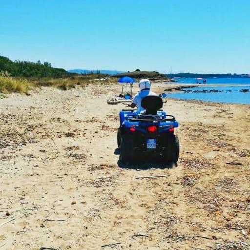 Più sicurezza in spiaggia: a Tarquinia arrivano i Quad