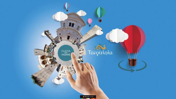 Tarquinia con Skylab diventa una città parlante tra innovazione e realtà virtuale
