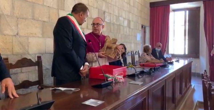 Con il vescovo Ruzza la Chiesa torna ad essere il fulcro della città di Tarquinia