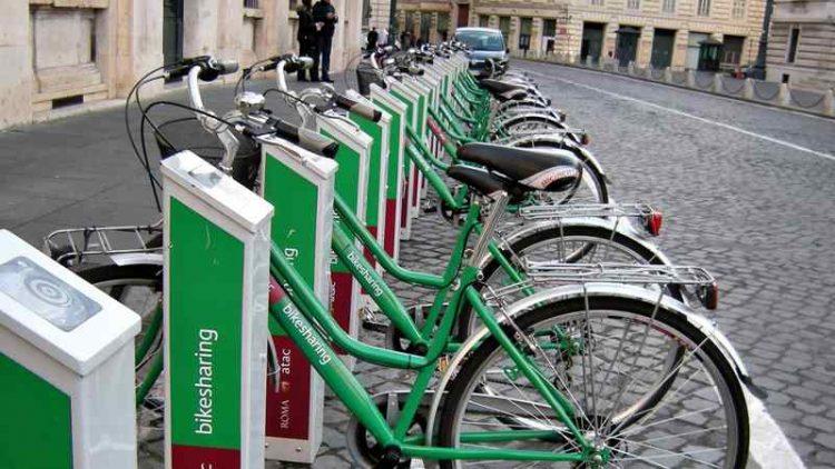 A Santa Severa arriva il servizio di bike sharing elettrico