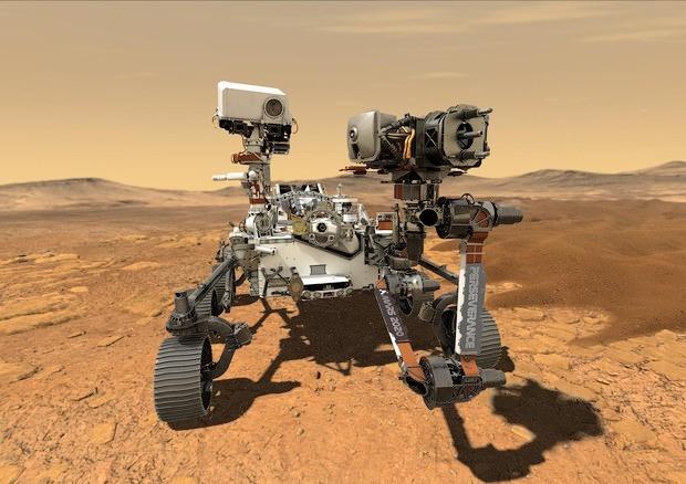 Science Park Marconi e Torre Chiaruccia registrati sui chip  a bordo del Rover Perseverance