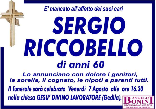 SERGIO RICCOBELLO