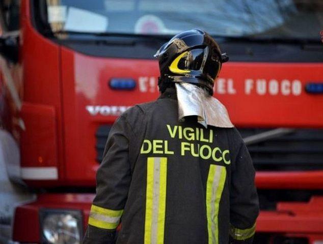 Maltempo: serata di gran lavoro per i Vigili del fuoco