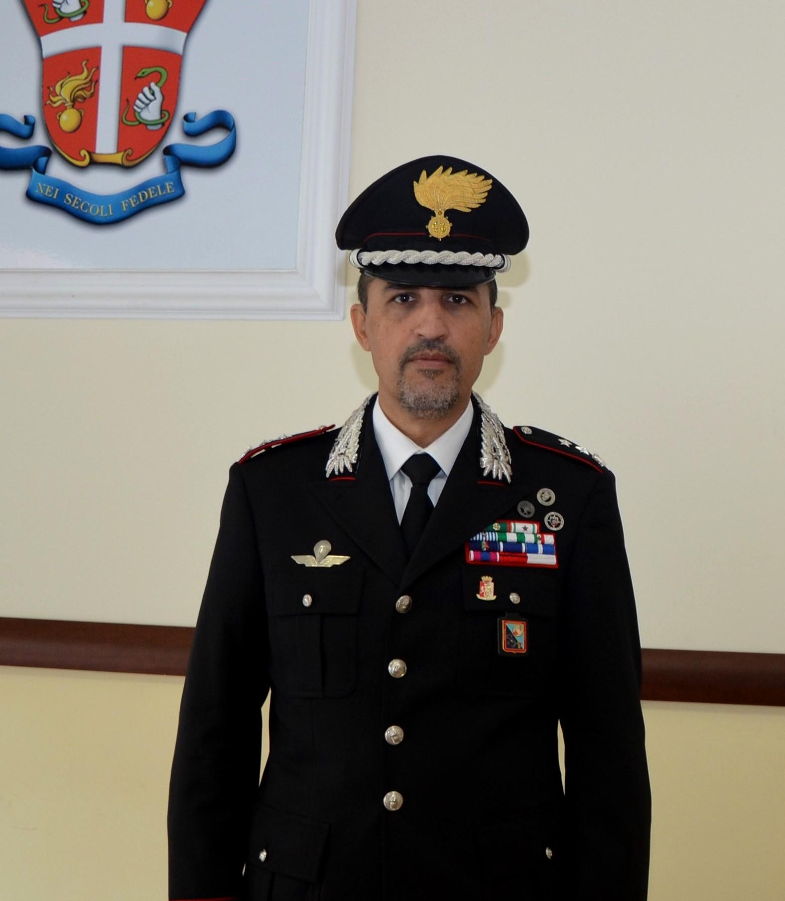 Carabinieri, cambio ai vertici: il tenente colonnello Giorgio Broccone arriva al gruppo di Ostia