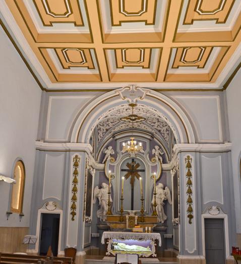 Via alla festa della Madonna della Rocca     e di San Michele Arcangelo