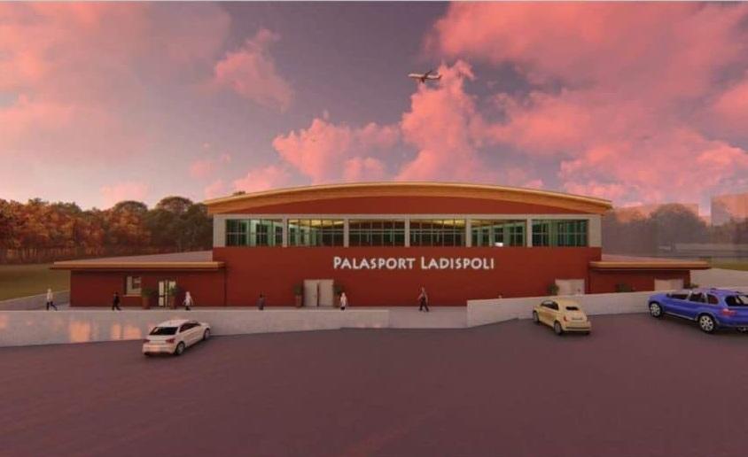 La città di Ladispoli finalmente potrà contare sul proprio Palazzetto dello Sport